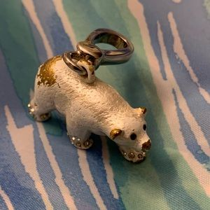 Juicy Couture Polar Bear Charm